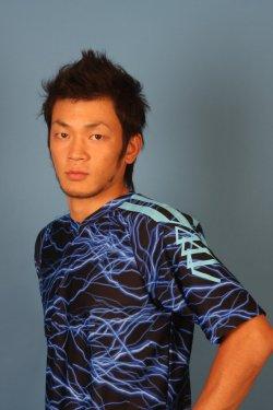 画像1: 【Tシャツ (電光柄)】 ブルー